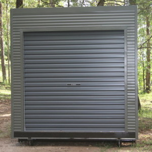 Motorcycle & Storage Sheds