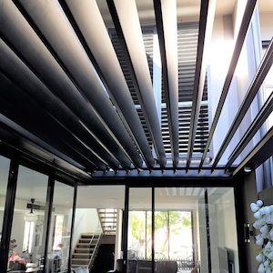 Lumex Opening Roof