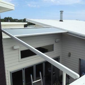 MaxiZip Retractable Roof