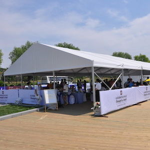 Clearspan Marquees